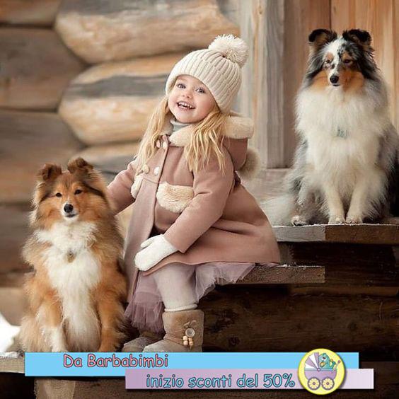 Continuano gli SCONTI del 50% su tutto l'abbigliamento autunno inverno!!